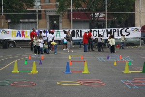 World Olympics Final Event - Harlem